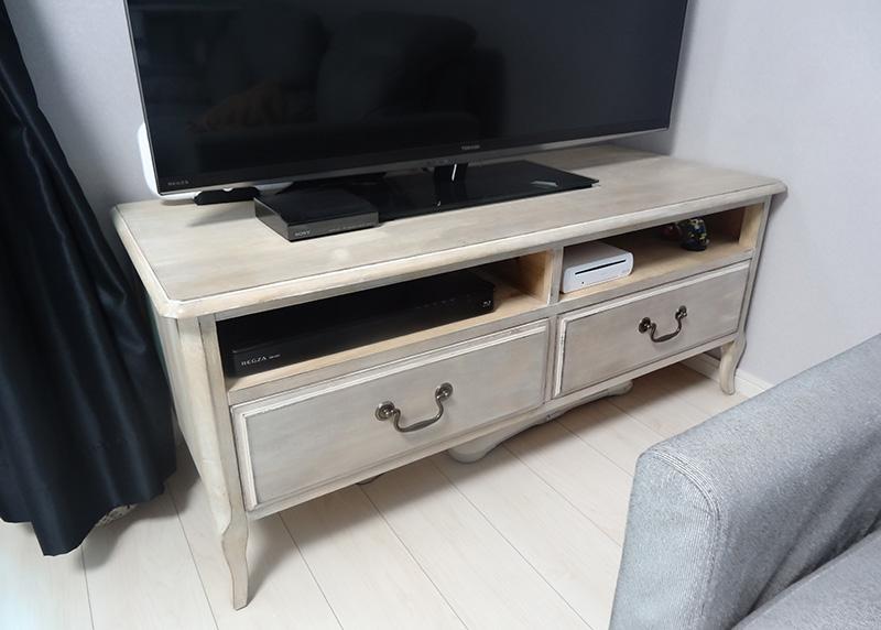 アンティークシャビーシック TVボード