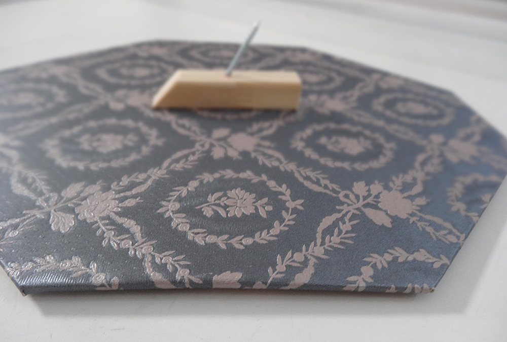 鹿壁飾りの作り方1