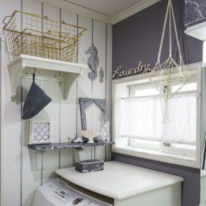 RoomClip2017 ランドリールーム 洗面所