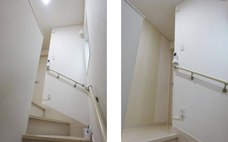 3F階段踊り場